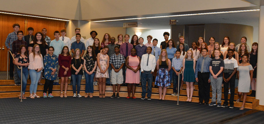 MCOCP Scholarship Recipients