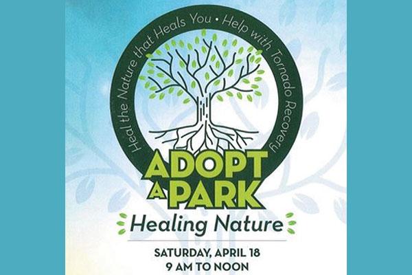 Adopt A Park - Healing Nature